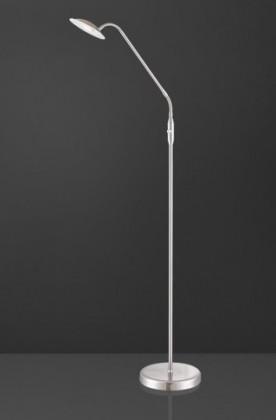 NÁBYTEK Twin - Lampa, LED (matný nikl)