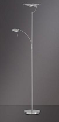 NÁBYTEK Vant - Lampa, LED (nikl)