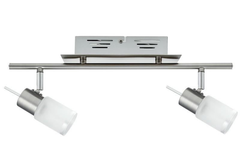 NÁBYTEK ZyLed - Nástěnná svítidla, led (kartáčované železo)
