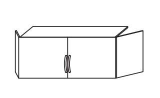 Nádstavec Case – nástavec (Buk světlý)