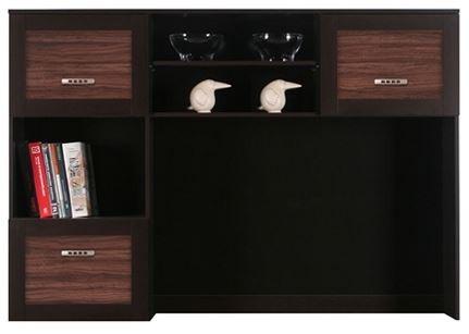 Nádstavec na TV stolek Boss BS05 (olivka/dub maggia)