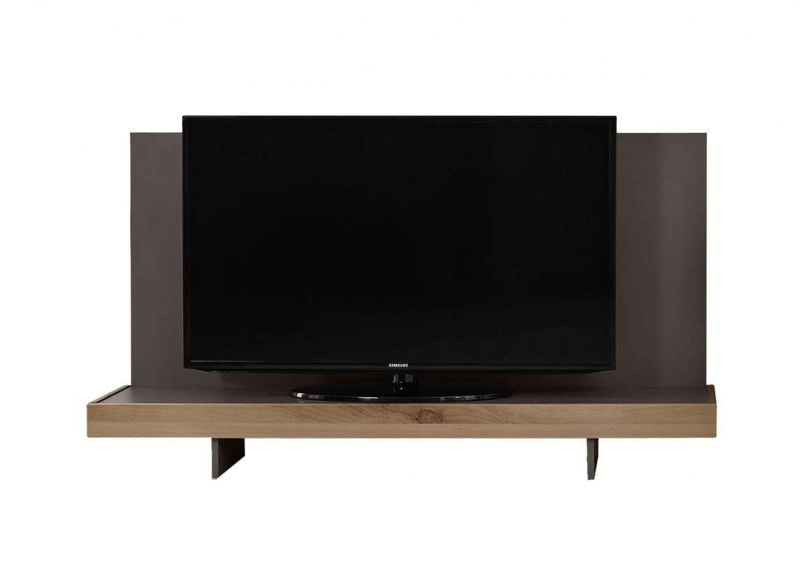 Nádstavec na TV stolek Feel - TV nádstavba (cubanit/divoký buk)