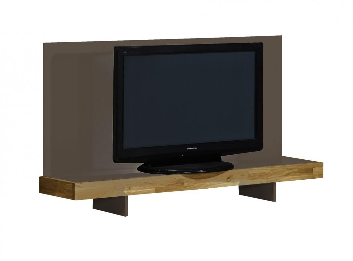 Nádstavec na TV stolek Feel - TV nádstavba (cubanit/dub)
