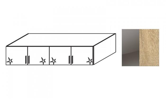Nádstavec Nástavec Celle, 4x dveře