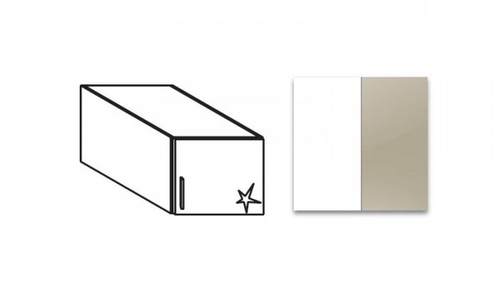 Nádstavec Nástavec na Celle, 1x dveře, pravý