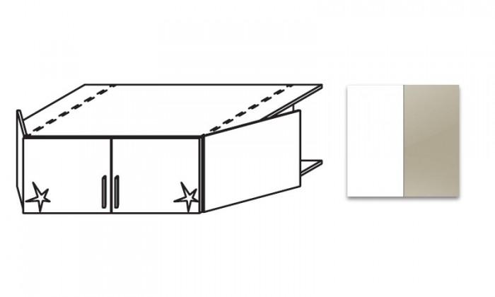 Nádstavec Nástavec na Celle, 2x dveře