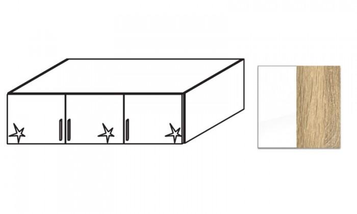 Nádstavec Nástavec na Celle, 3x dveře