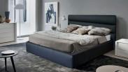 Nancy - rám postele 200x180 (eko kůže)