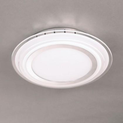 Nancy - Stropní osvětlení, LED (chrom)