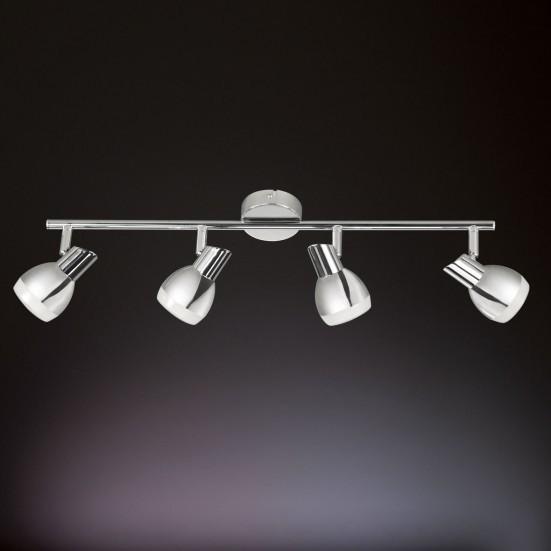 Nantes - Stropní osvětlení, LED (chrom)