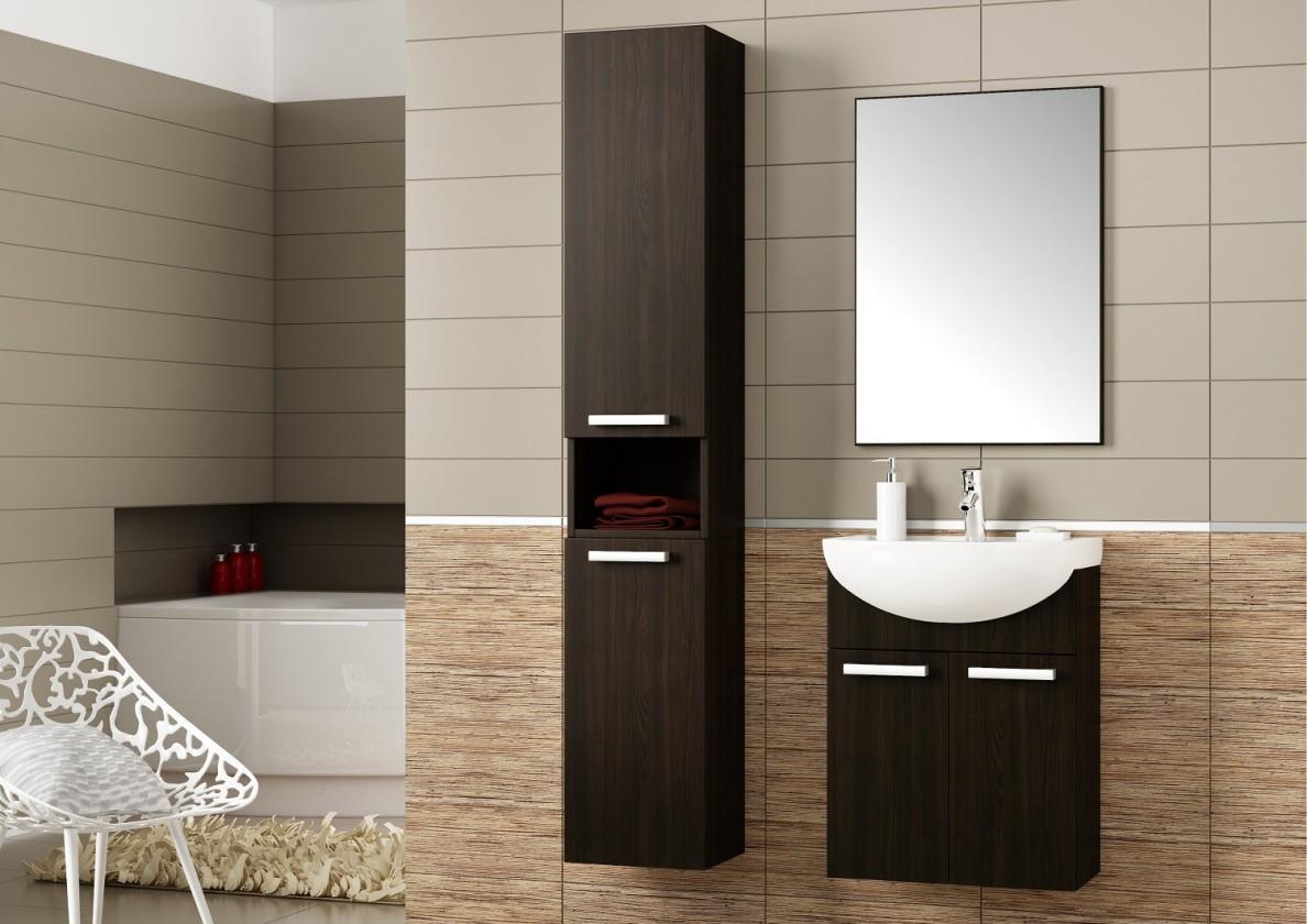 Napoli - koupelnová sestava (wenge)