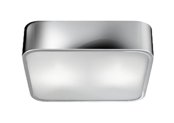 Nástěnné svítidlo - 1030-30CR (stříbrná)