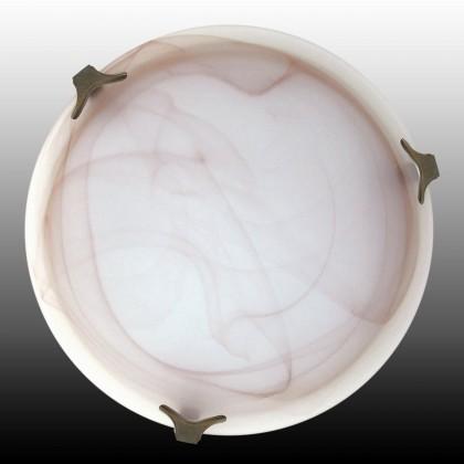 Nástěnné svítidlo - 5504/30/ZL/HN (hnědá)