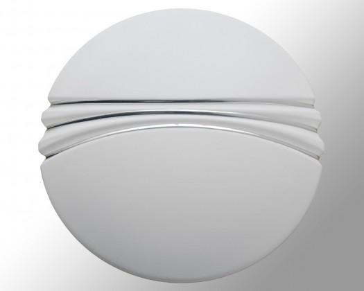 Nástěnné svítidlo - 6502/30/CRP (bílá)
