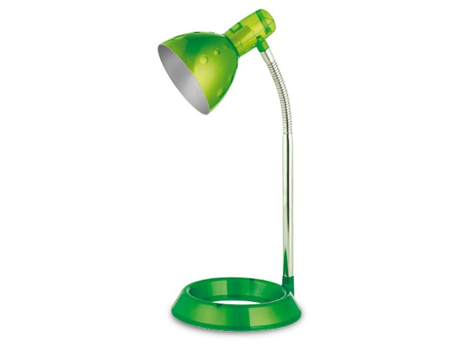 Nemo - Stolní lampička, E14, 40W (zelená)