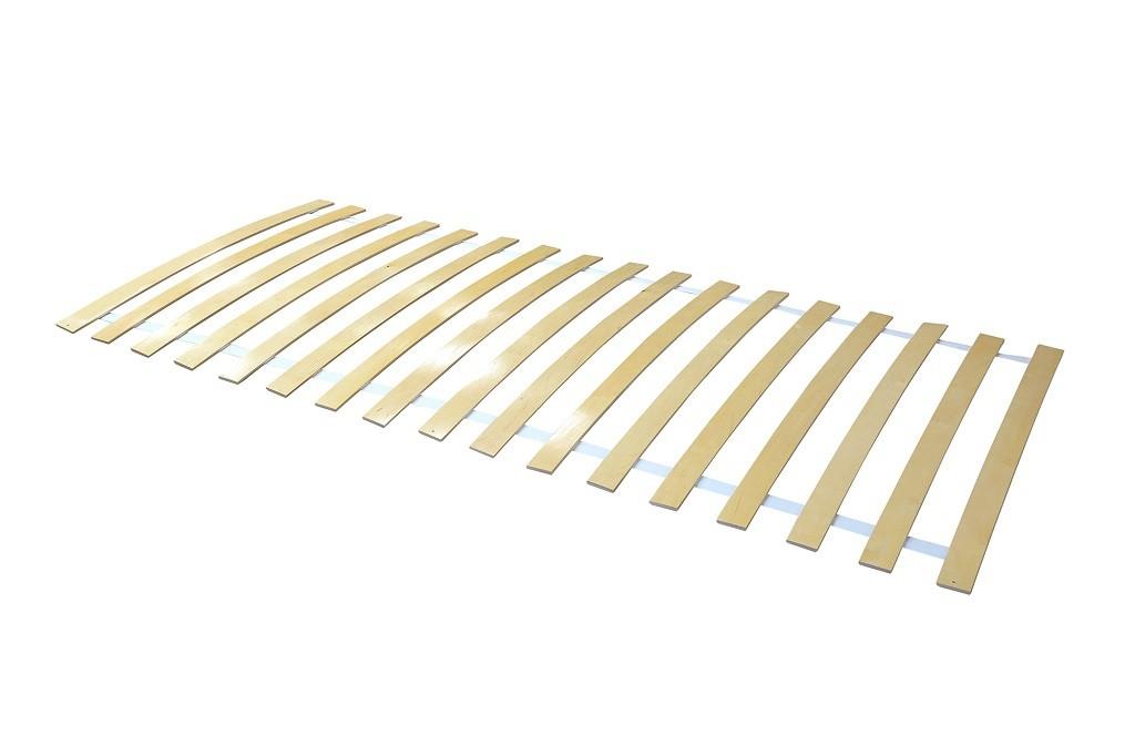 Nepolohovací Rošt Easy Roll lamelový svinovací, 80x200 cm