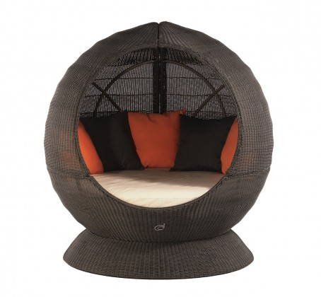 Nest - Lounge (hnědá)