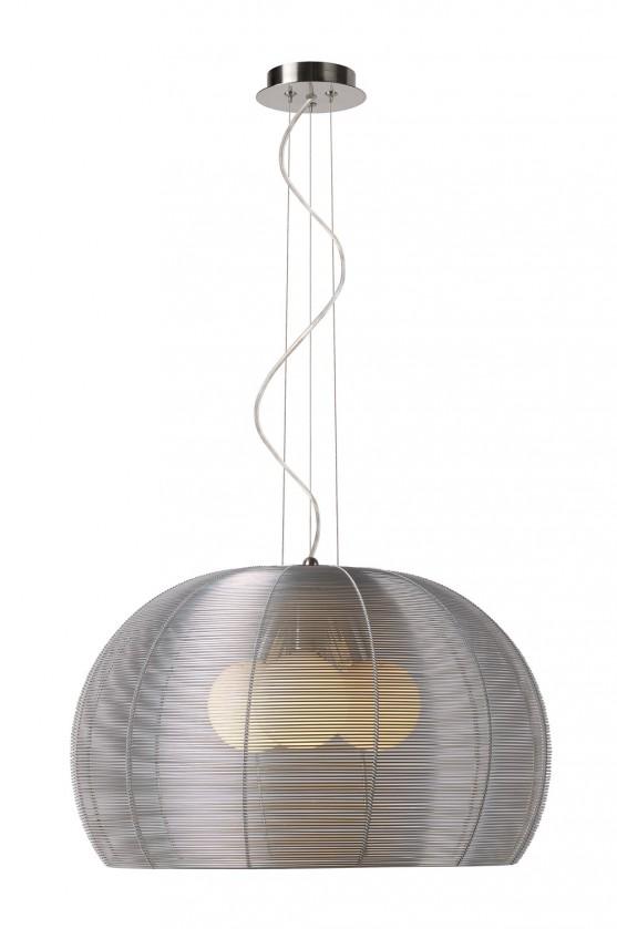 Newport - stropní osvětlení, 60W, 3xE27 (stříbrná)
