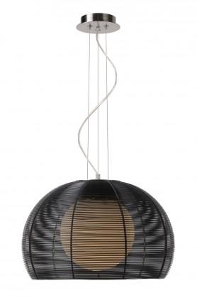 Newport - stropní osvětlení, 60W, E27 (černá)