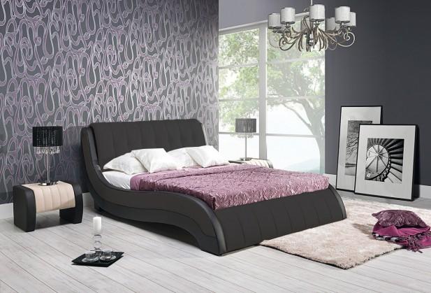 Nicol II - Rám postele 200x160, s roštem a úložným prostorem