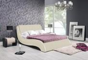 Nicol II - Rám postele 200x180, s roštem a úložným prostorem