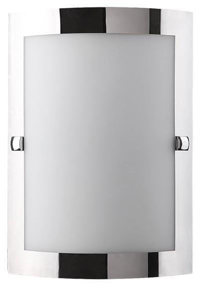 Nina - Nástěnná svítidla, E27 (chrom/bílá)