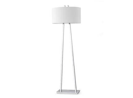 Noble - Stínítko pro podlahovou lampu (bílá)