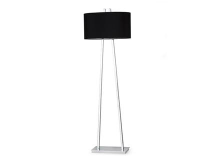 Noble - Stínítko pro podlahovou lampu (černá)