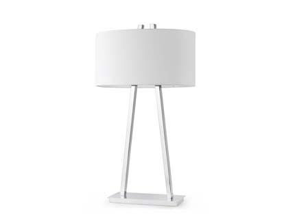 Noble - Stínítko pro stolní lampu (bílá)