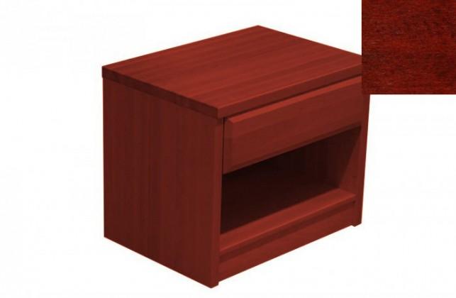 Noční stolek Elis - Noční stolek (mahagón)