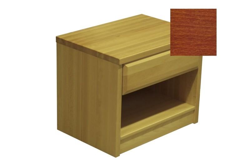 Noční stolek Elis - Noční stolek (višeň)