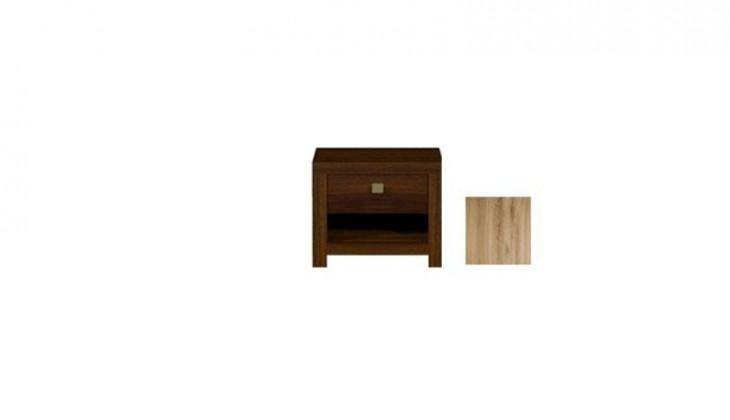 Noční stolek Indigo INDK01 (Dub natur)