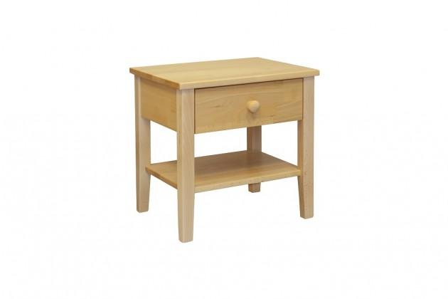 Noční stolek Noční stolek Hynek (buk)