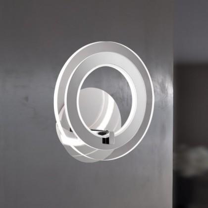 Noemi - Nástěnné svítidlo, LED (chrom)