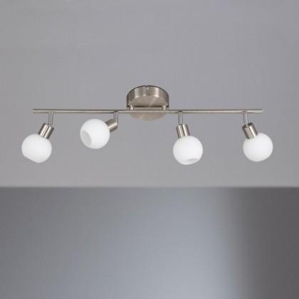 Nois - Stropní osvětlení, LED (nikl)