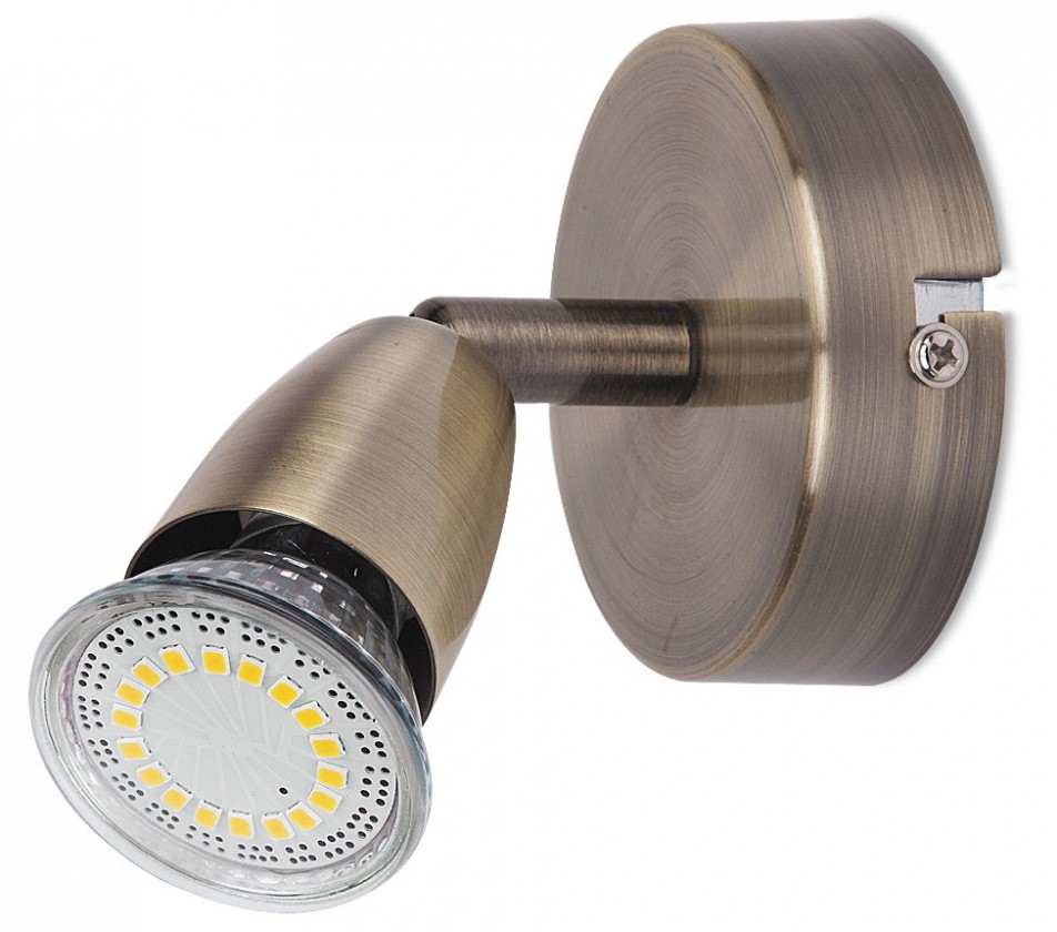 Norman - Nástěnné osvětlení, 6625 (bronzová)
