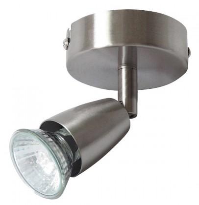 Norman - Stropní osvětlení, 6551 (saténově chromová)