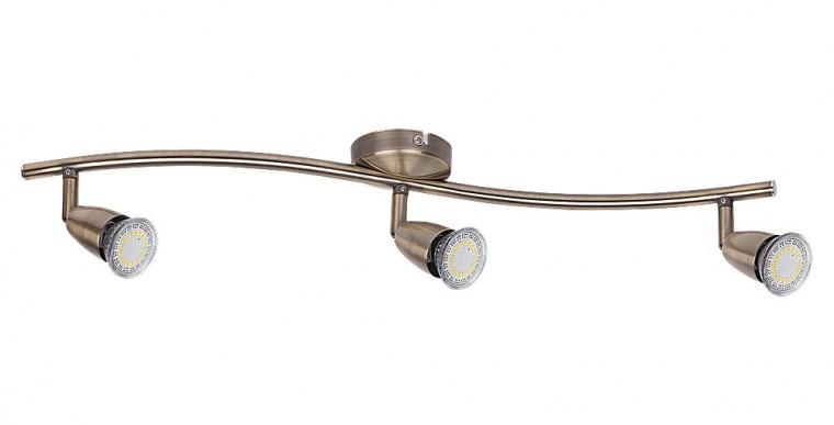 Norman - Stropní osvětlení, 6627 (bronzová)