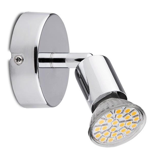 Norton - Nástěnné osvětlení, 6986 (chromová)