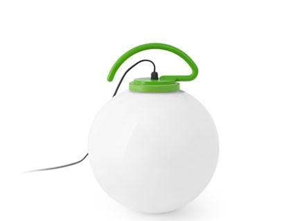 Nuk - Speciální svítidlo (bílá/zelená)