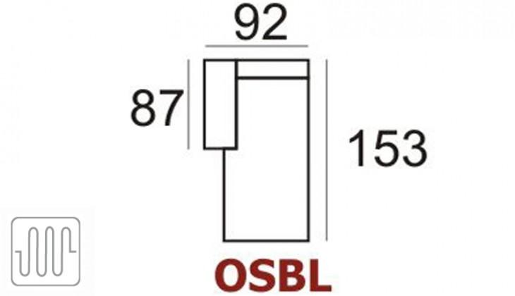 Nuuk OSB L/P (zakázková výroba)