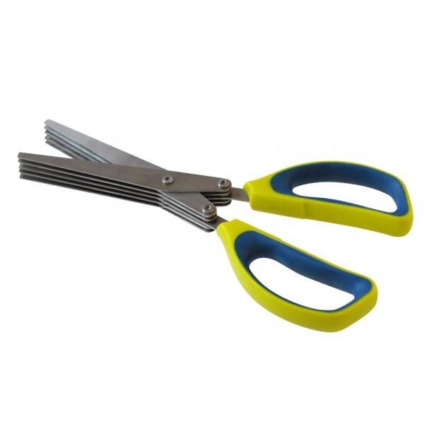 Nůžky na bylinky 263538 (kov,dřevo)