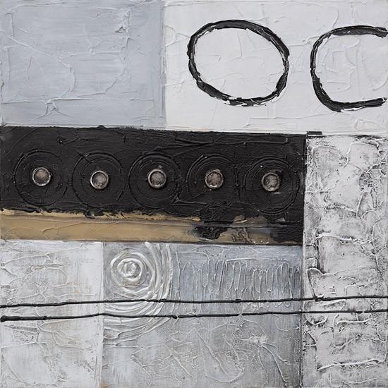 Obraz 002B, 30x30 (abstraktní)