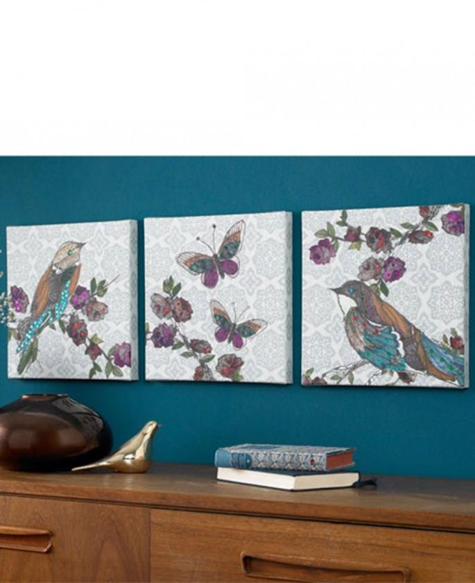 Obraz 41-189 (modrá, fialová)