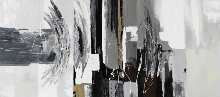 Obraz Abstract 80x180 cm