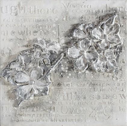 Obraz abstraktní W305, 60x60 cm