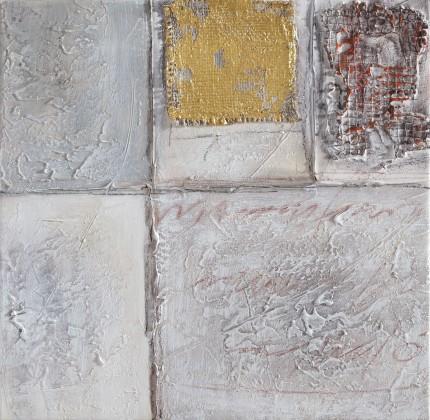 Obraz abstraktní Z102, 30x30 cm