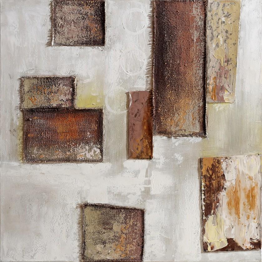 Obraz abstraktní Z329, 100x100 cm