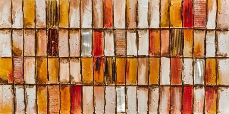 Obraz abstraktní Z359, 60x120 cm