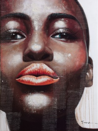 Obraz B007, 120x90 cm (print a paint)